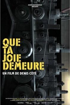Que ta joie demeure (2014)