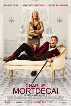 Charlie Mortdecai (2015)