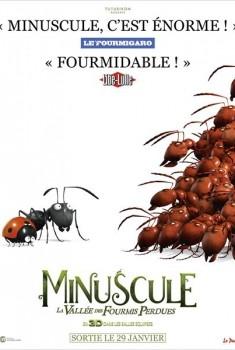 Minuscule - La vallée des fourmis perdues (2013)