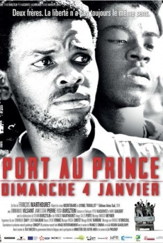 Port-au-Prince, Dimanche 4 janvier (2014)