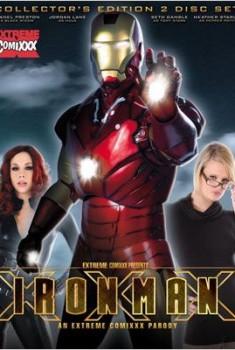 Iron Man XXX: An Extreme Comixxx Parody (2011)