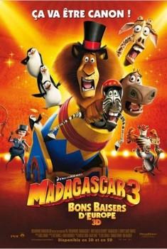 Madagascar 3, Bons Baisers D'Europe (2012)