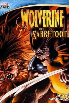 Marvel Knights: Wolverine Vs. Sabretooth (2014)