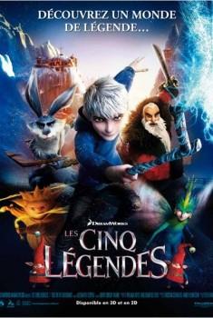 Les Cinq légendes (2012)