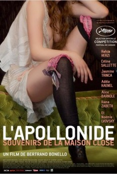 L'Apollonide - souvenirs de la maison close (2011)