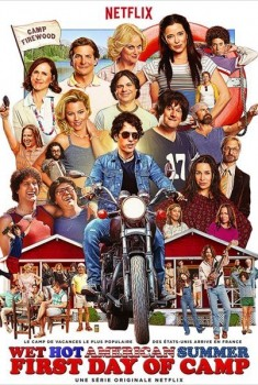 Wet Hot American Summer: First Day of Camp (Séries TV)