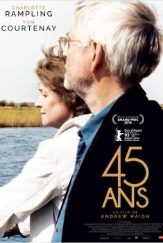 45 ans (2015)