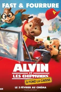 Alvin et les Chipmunks - A fond la caisse (2016)
