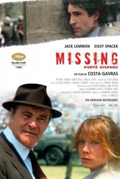 Missing (Porté disparu) (2016)