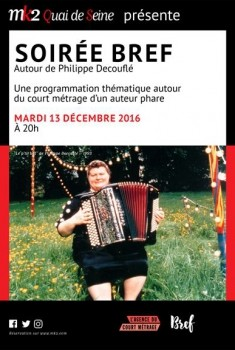 Soirée Bref autour de « Le p'tit bal » de Philippe Decouflé (2016)