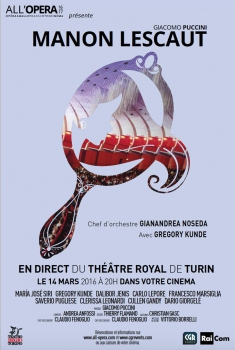 Manon Lescaut (All' Opera) (2017)