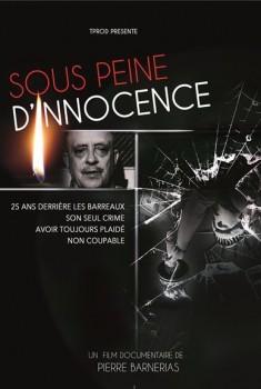 Sous Peine d'innocence (2017)