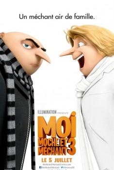 Moi, Moche et Méchant 3 (2017)