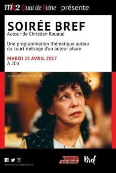 Soirée Bref autour de Christian Rouaud (2016)