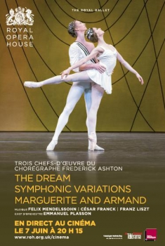 The Dream, Symphonic Variations, Marguerite and Armand (2016)