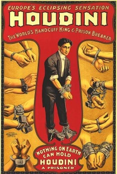 The Secret Life of Houdini: The Making of America's First Superhero (2018)