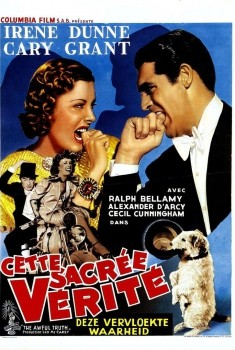 Cette sacrée vérité (1937)