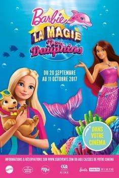 Barbie et les dauphins magiques (CGR Events) (2017)