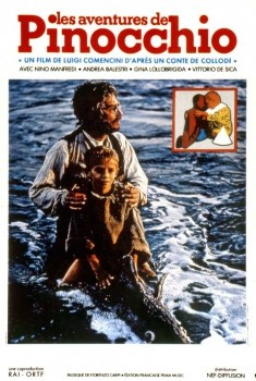 Les Aventures de Pinocchio (1972)