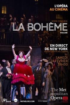 La Bohème (Met-Pathé live) (2018)