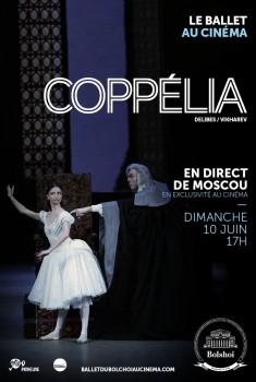 Coppélia (Bolchoï-Pathé Live) (2018)