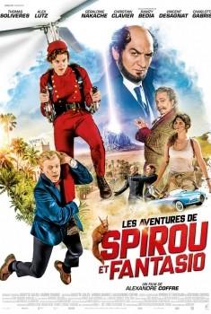 Les Aventures de Spirou et Fantasio (2018)