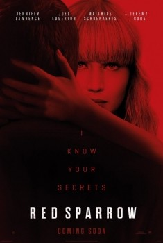 Red Sparrow (2018)