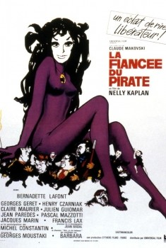 La Fiancée du pirate (1969)