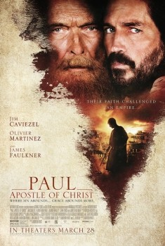 Paul, Apôtre du Christ (2018)