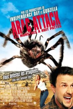 Arac attack, les monstres à huit pattes  (2001)