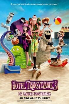 Hotel Transylvanie 3 : Des vacances monstrueuses (2018)