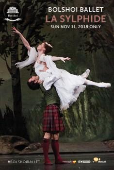 La Sylphide (Bolchoï - Pathé Live) (2018)