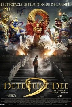 Détective Dee 3: La légende des Rois Célestes (2018)