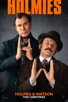 Holmes & Watson (2019)