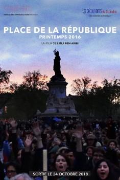Place de la République, printemps 2016 (2018)