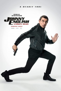 Johnny English 3  contre-attaque (2018)