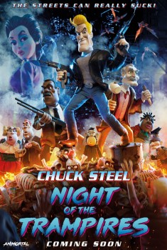 Chuck Steel: Night Of The Trampires (2018)