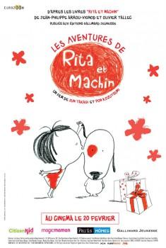Les Aventures de Rita et Machin (2020)
