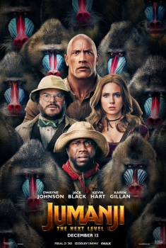 Jumanji 2: next level (2019)