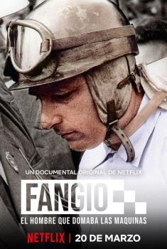 Fangio: L'homme qui domptait les bolides (2020)