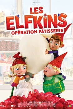 Les Elfkins : Opération pâtisserie (2020)