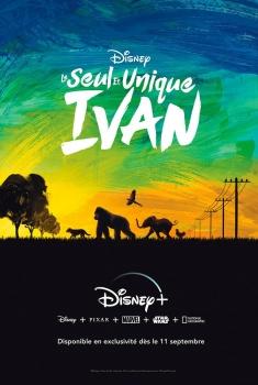Le Seul et unique Ivan (2020)