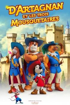 D'Artagnan et les trois Mousquetaires (2021)